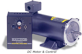 DC Motor and Drive
